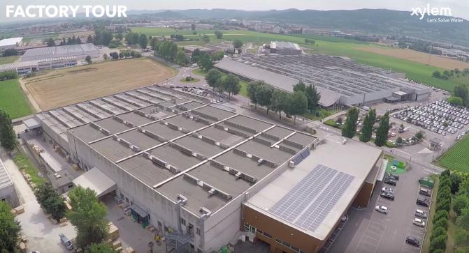 lowara factory tour